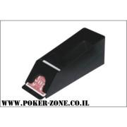 נעל קלפים שחורה לדילר