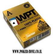 קלפים לפוקר WPT GOLD