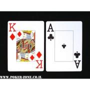 קלפים לפוקר פי סי איכותיים מפלסטיק